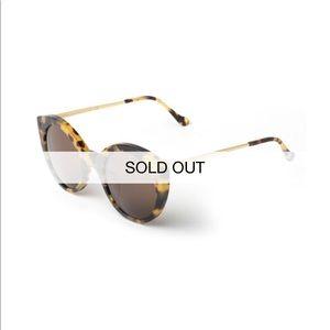 Illesteva Palm Beach Tortoises Sunglasses